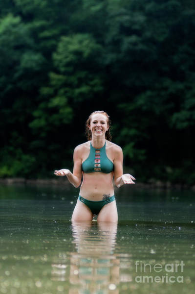 Photograph - I Love Water by Dan Friend