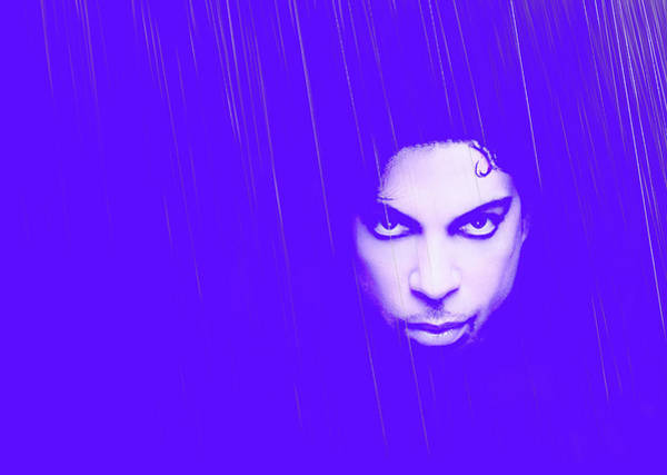 Prince Rogers Nelson Wall Art - Digital Art - I Never Meant To Cause You Any Sorrow by Mal Bray