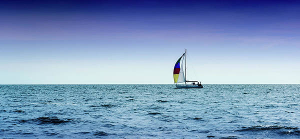 Photograph - I Sail Alone by John Williams