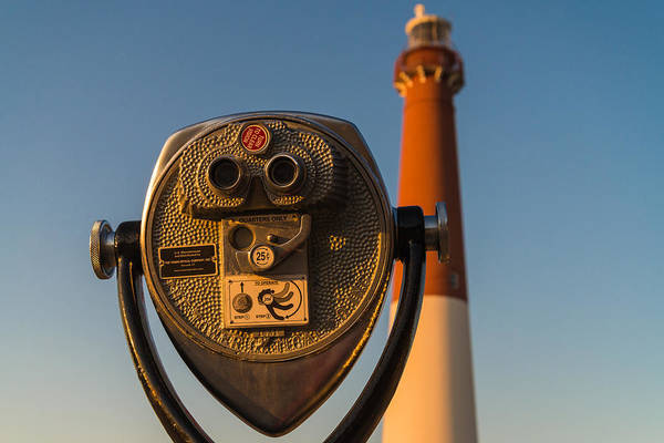 Barnegat Lighthouse Photograph - I See You by Kristopher Schoenleber