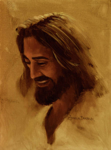 Believers Painting - I Understand by Graham Braddock