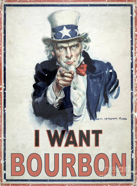 Wall Art - Photograph - I Want Bourbon by Jon Neidert