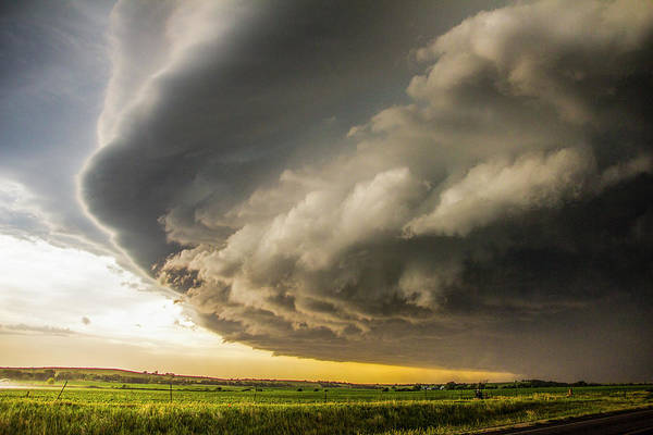Tormenta Wall Art - Photograph - I Was Not Even Going To Chase This Day 020 by NebraskaSC