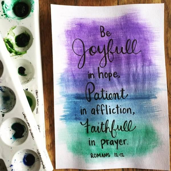 Wall Art - Photograph - Joyful Patient Faithful by Nancy Ingersoll