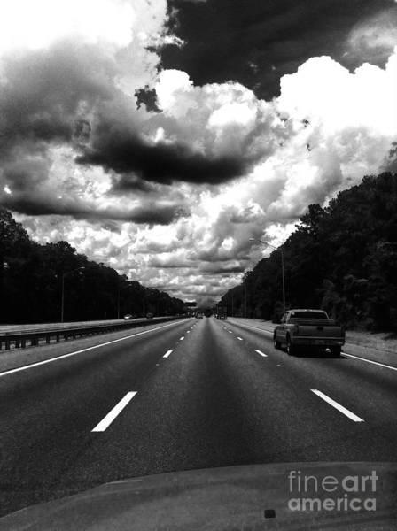 Photograph - I95 Clouds by WaLdEmAr BoRrErO