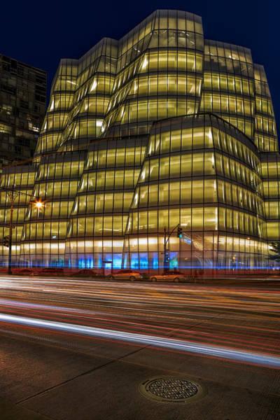 Photograph - Iac Building by Susan Candelario