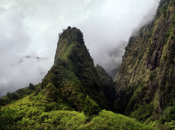 Photograph - Iao Needle by Christopher Johnson