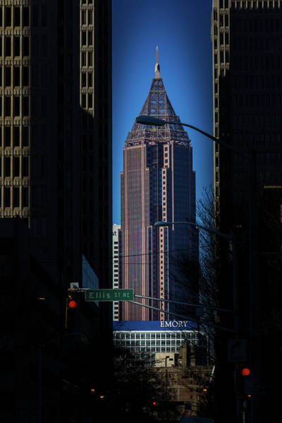 Photograph - Ibm Tower by Kenny Thomas