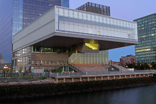 Photograph - Ica Boston by Juergen Roth