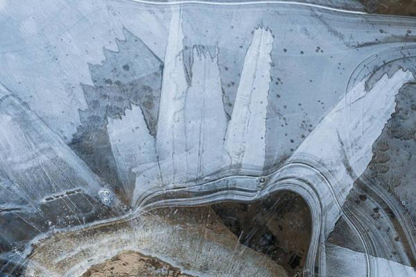 Photograph - Ice 8 by Robert Potts