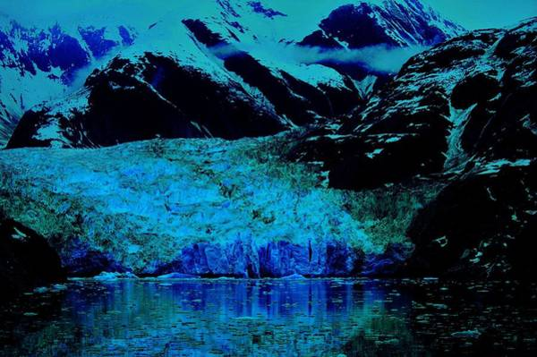 Photograph - Ice Age by Helen Carson