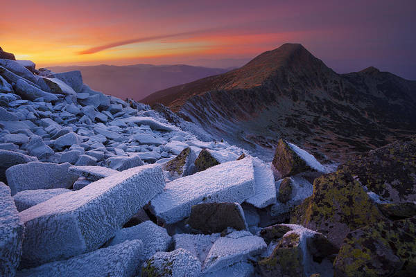 Wall Art - Photograph - Ice And Fire by Szabo Zsolt Andras