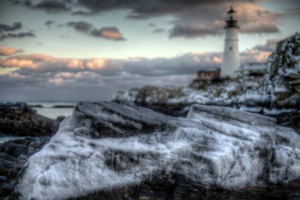 Photograph - Ice Blanket by Patrick Groleau