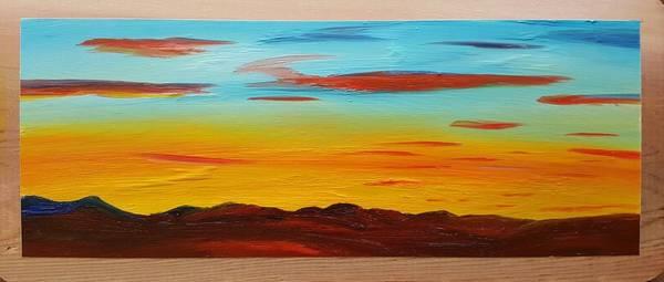 Painting - Ice Clouds    37 by Cheryl Nancy Ann Gordon