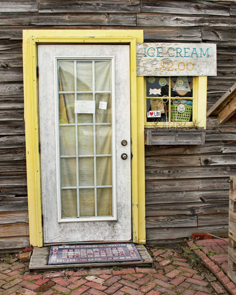 Photograph - Ice Cream At The Sugar Shack by Kristia Adams