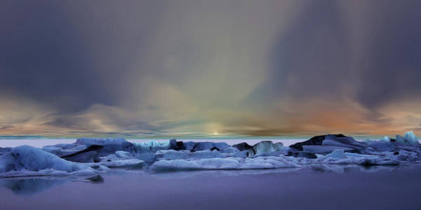 Photograph - Ice Floe   by Valerie Anne Kelly
