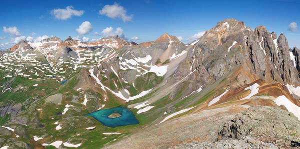 Photograph - Ice Lakes Basin - Colorado  by Aaron Spong