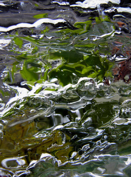 Photograph - Ice Mirror 2 by Sami Tiainen