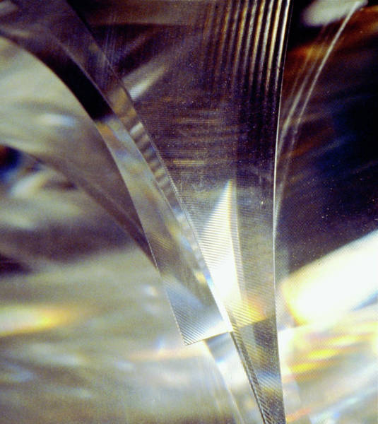 Photograph - Ice Prism by Kathy Corday