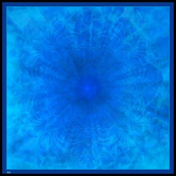 Essence Digital Art - Ice by Randolph Ping