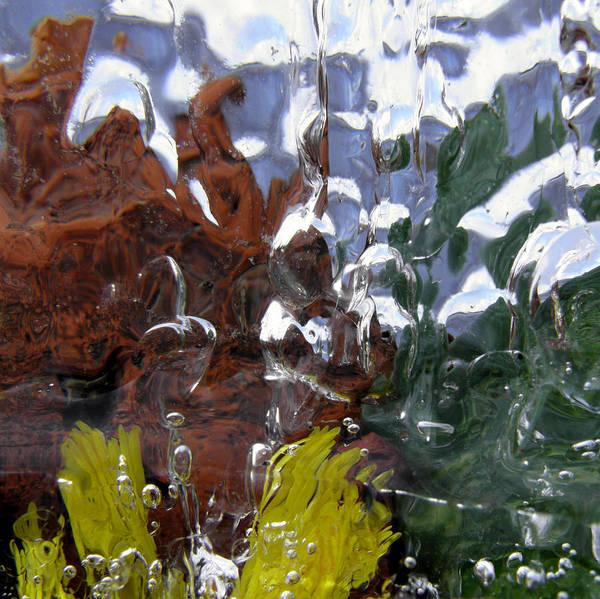 Photograph - Ice World 1b by Sami Tiainen