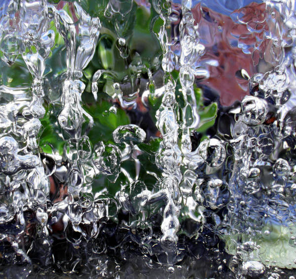 Photograph - Ice World 4 by Sami Tiainen