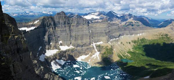 Photograph - Iceberg Lake, Montana by Jedediah Hohf