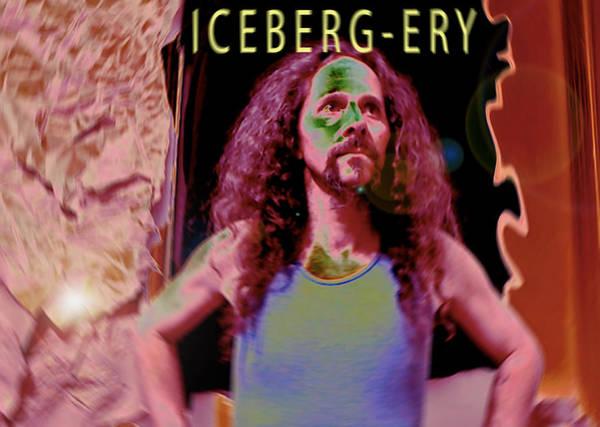 Photograph - Iceberg On Land 2014 by James Warren