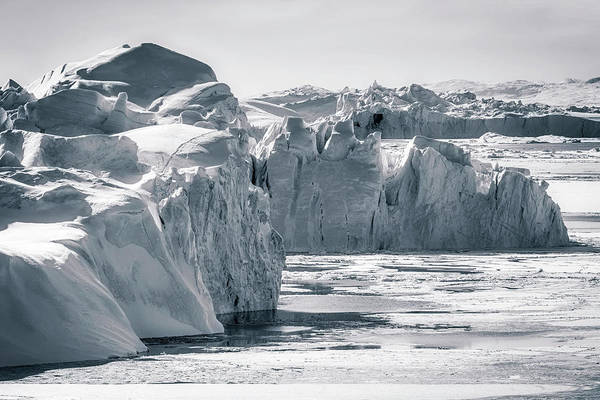 Schnee Wall Art - Photograph - Icebergs by Joana Kruse