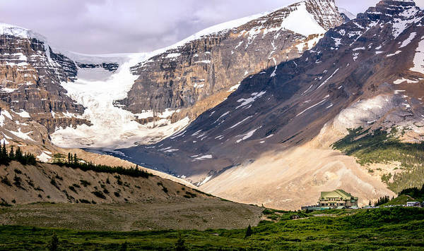 Photograph - Icefields Parkway by Claudia Abbott