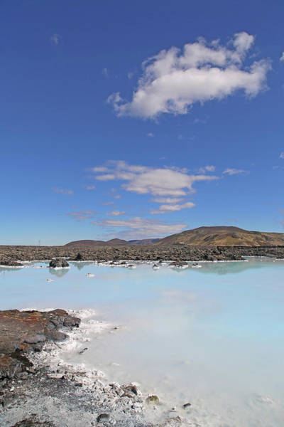 Wall Art - Photograph - Iceland Popular Blue Lagoon  by Betsy Knapp