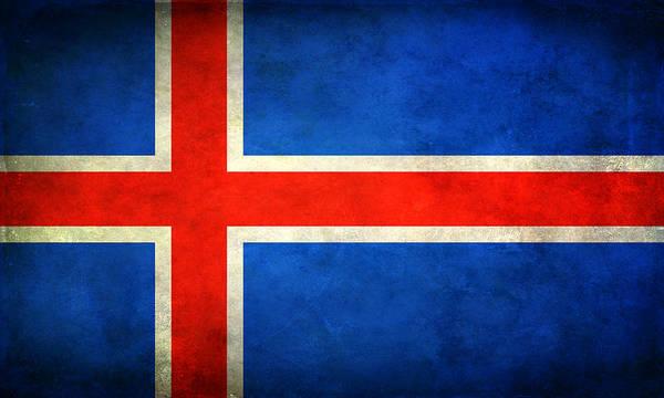 Icelandic Digital Art - Iceland by Ryan Wyckoff