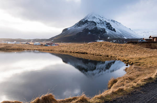Icelandic Landscapes Wall Art - Photograph - Icelandic  Landscape, Iceland by Michalakis Ppalis