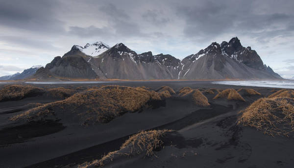 Icelandic Landscapes Wall Art - Photograph - Mountain Landscape by Michalakis Ppalis