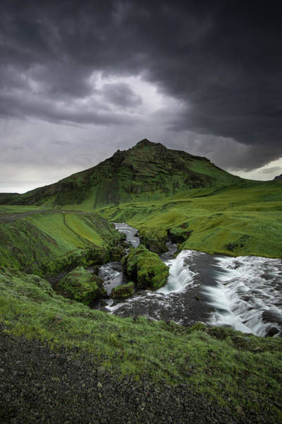 Photograph - Iceland's Portal by Josh Eral