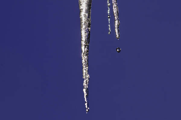 Photograph - Icicle  by Sherri Meyer