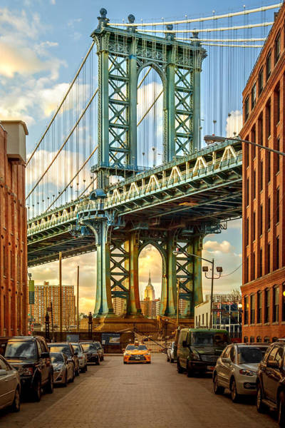Wall Art - Photograph - Iconic Manhattan by Az Jackson