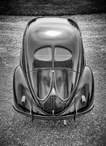 Volkswagen Kafer Photograph - Iconic by Robert Walton