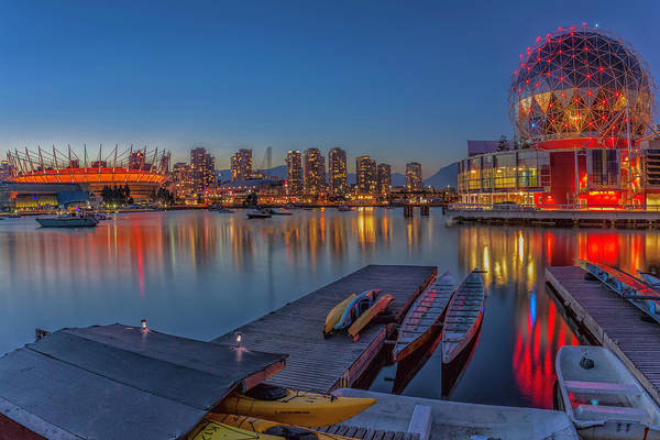 Photograph - Iconic Vancouver by Jacqui Boonstra