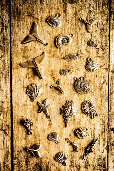 Nautical Decor Photograph - Icons In Nautical Elegance by Jorgo Photography - Wall Art Gallery