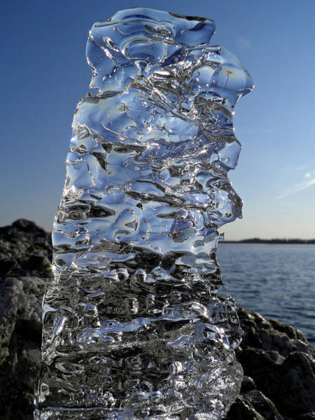 Photograph - Icy Beach View 3 by Sami Tiainen