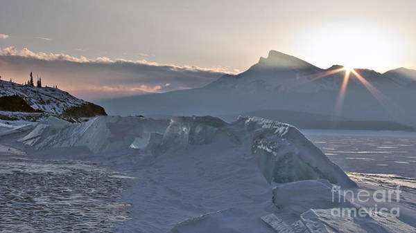 Photograph - Icy Dawn by Colette Panaioti