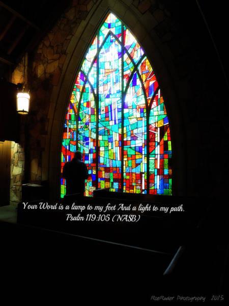 Rader Photograph - Ida Cason Callaway Memorial Chapel by Roe Rader