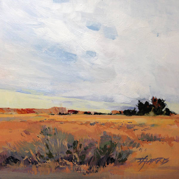 Painting - Idaho by Helen Harris