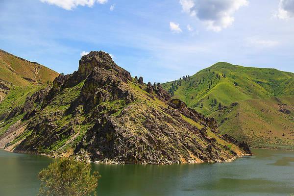 Photograph - Idaho Landscape by Dart Humeston