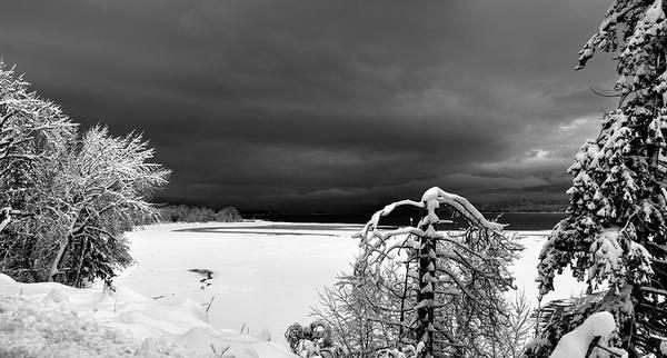 Photograph - Idaho Winter  by Lee Santa