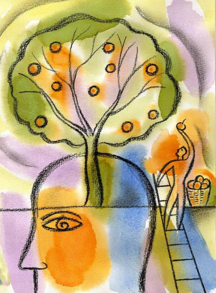 Association Painting - Idea by Leon Zernitsky