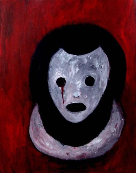 Painting - Identity by Katerina Apostolakou