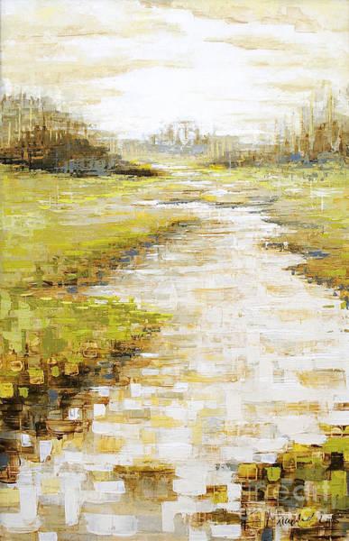 Painting - Idle Strand by Kaata Mrachek