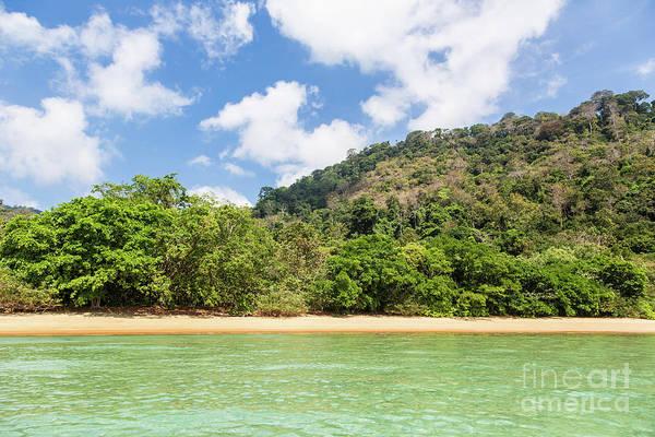 Photograph - Idyllic Beach In Tioman Island by Didier Marti